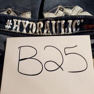 Hydraulic Jeans - Hydraulic Lola Curvy Bootcut Jeans